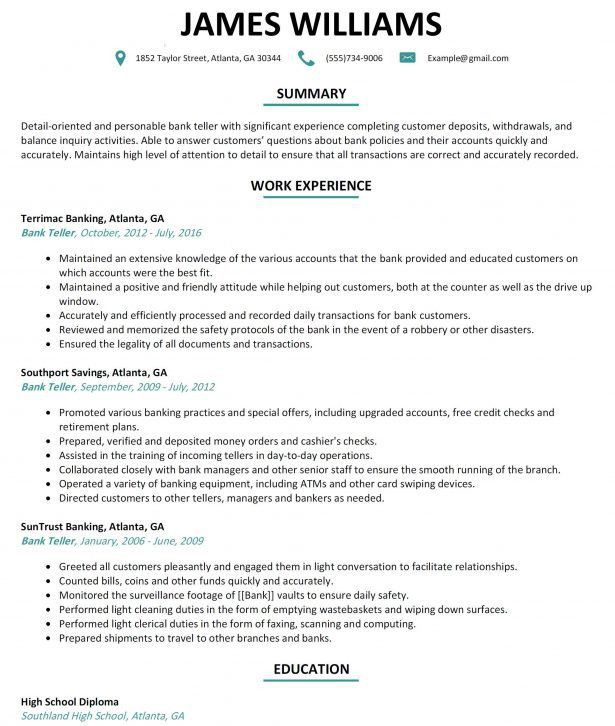 Resume : Functional Resume Samples Billy Blatty Banker Cover ...