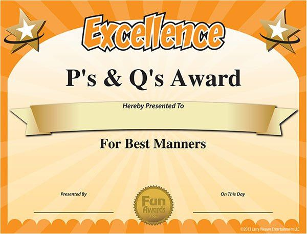 15 Best Images of Funny Blank Printable Award Ribbons - funny ...