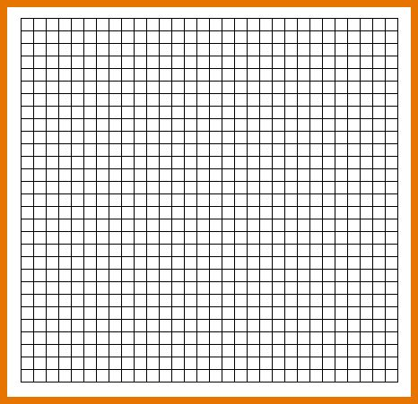 5+ free graph paper template | Itinerary Template Sample