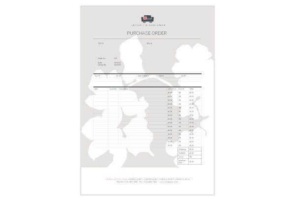 Interior Designer Template Pack from Serif.com