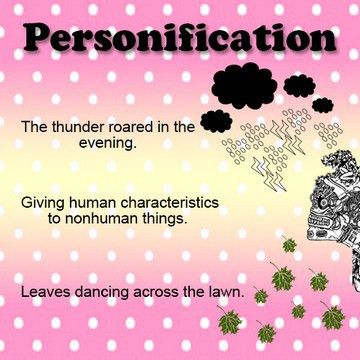 Personification - Definition, Benefits & Examples | English ...