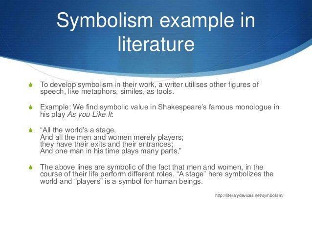 2 Symbolism