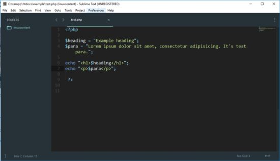 How To Install PHP Or XAMP In Windows 10/8.1/8 | Technology news ...
