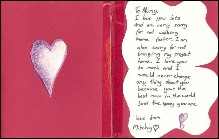"I'm Sorry"" Part II – Sorry Mummy xx | Living Life as Me"