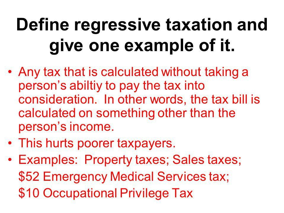 Describe the difference between selective and general sales taxes ...