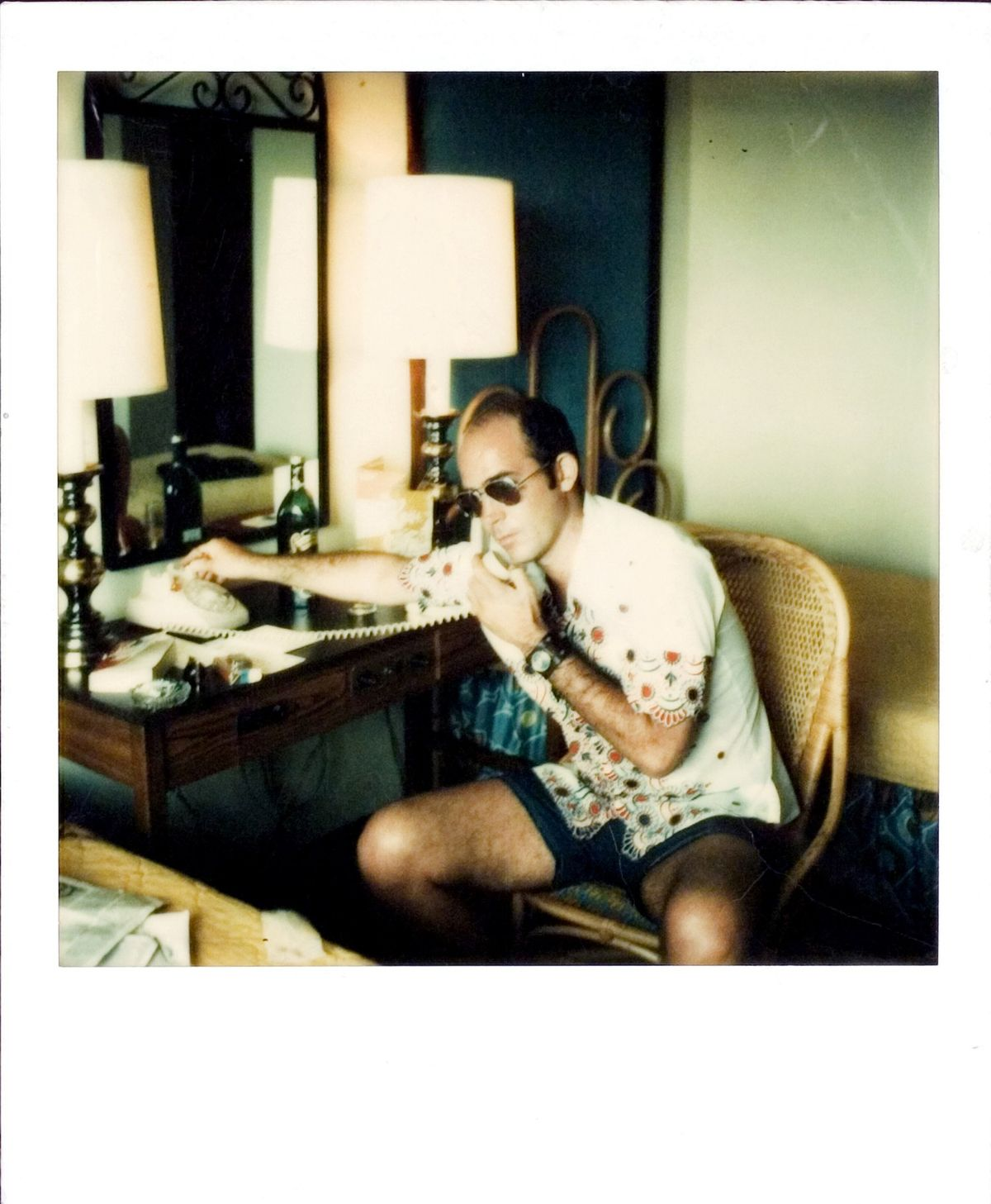 8 Gonzo Facts About Hunter S. Thompson | Mental Floss