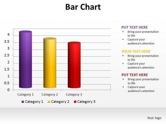 PowerPoint Slide Designs Data Driven Bar Chart Ppt Template ...