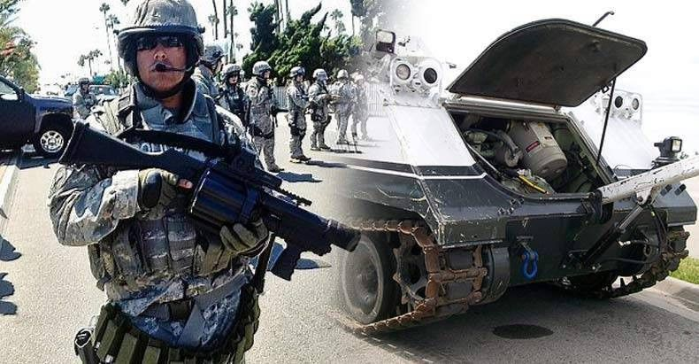 DoD Orders Police Nationwide to Give Back Grenade Launchers ...
