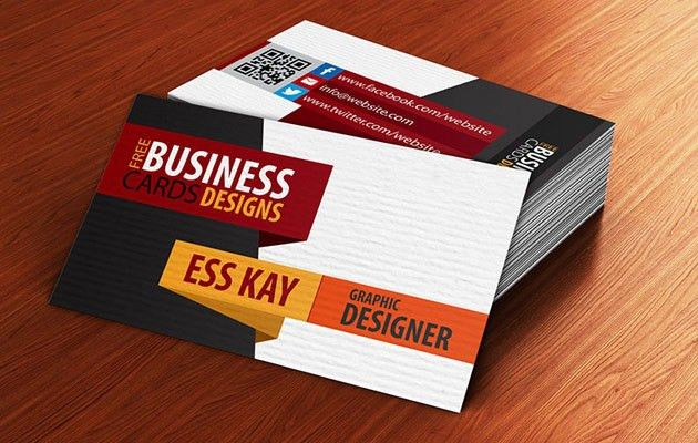 25 free Photoshop business card templates | Creative Nerds