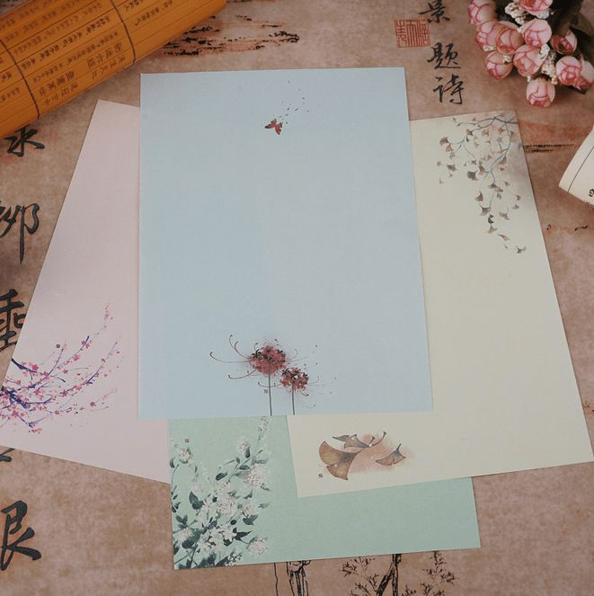 Online Buy Wholesale love letter paper design from China love ...