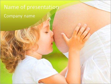Spring - PowerPoint Template - SmileTemplates.com