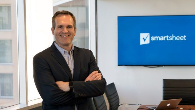 Work management powerhouse Smartsheet lands $52M, valuation tops ...