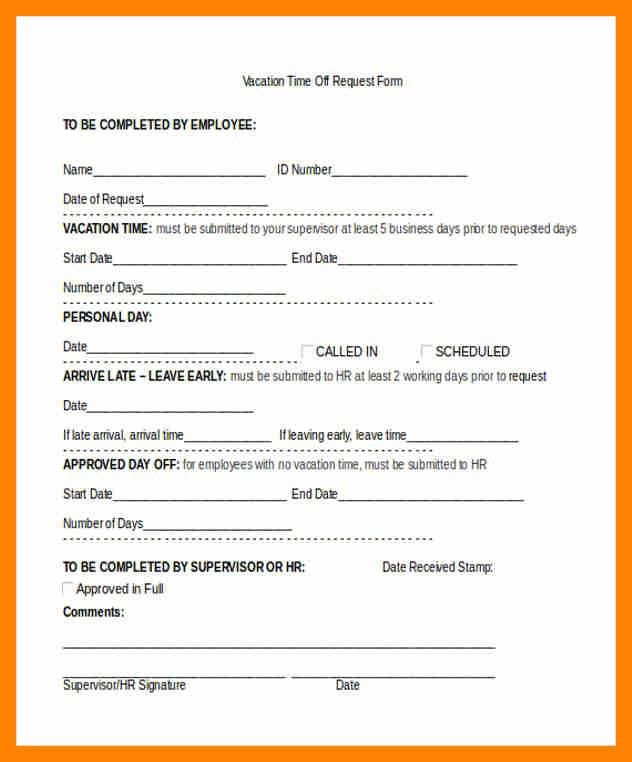 Request Off Form. Printable-Time-Off-Request-Form Back Home Time ...