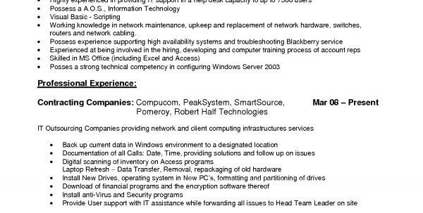 Computer Technician Job Description Skills Computer Hardware ...