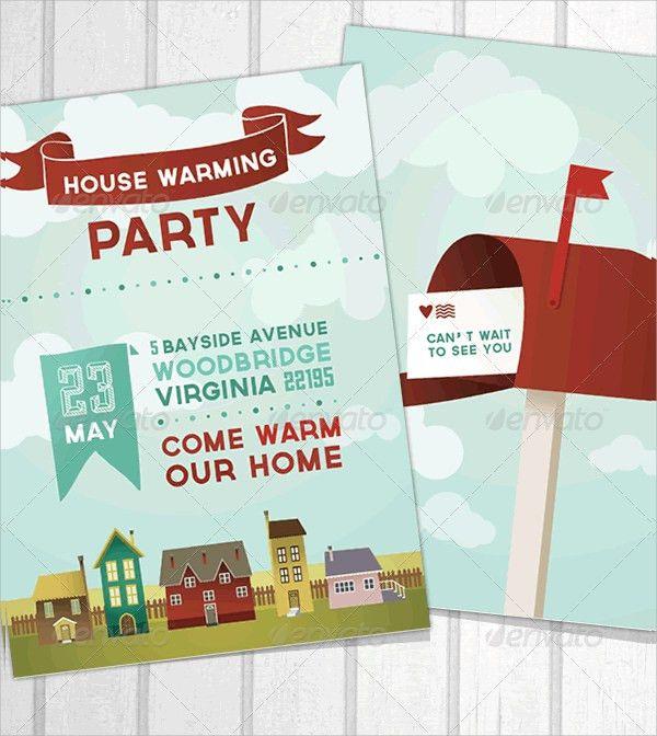 16+ Housewarming Invitation Templates - PSD, Vector EPS