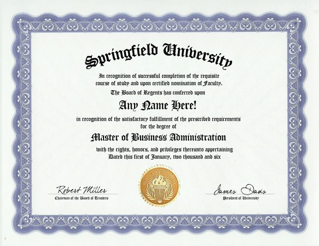 Gag Fake Diploma- Fake Diplomas- Fake Degrees- Fake Degree ...