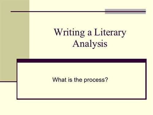 What is a literary essay anyway?!? | im 4 students