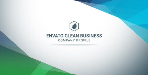 Clean Business Company Profile by AdamFamily | VideoHive