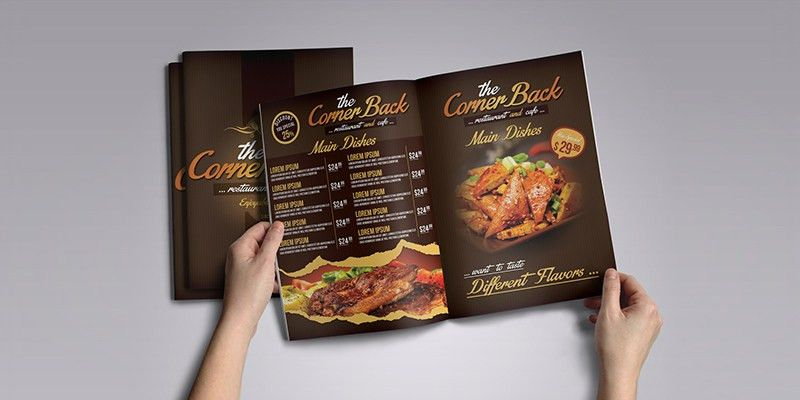 Best 45+ Professional Flyers And Brochures Templates Designs ...
