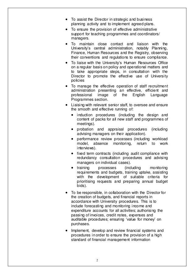 Operation Manager Job Description. Restaurant Operation Manager ...