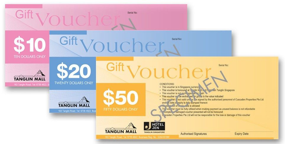 Tanglin Mall | Information Counter
