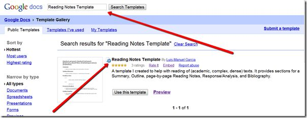 How To Create Documents Using Google Templates