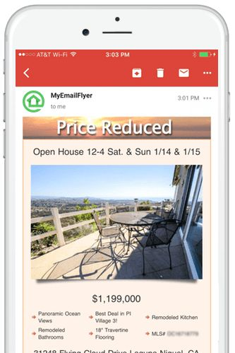 MyEmailFlyer | Real Estate Email Flyers That Work