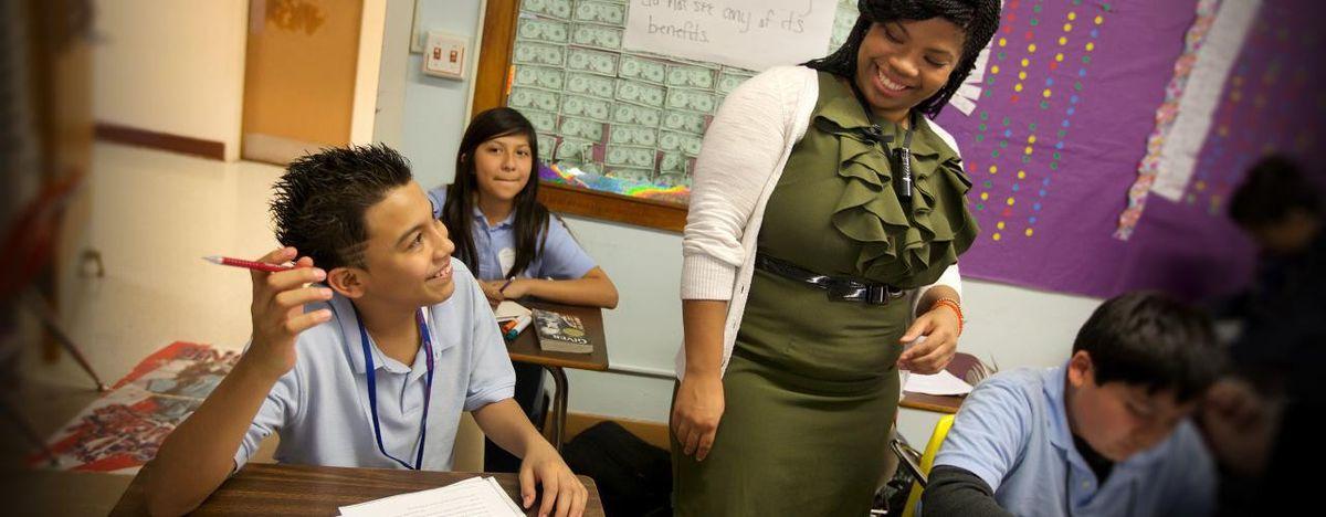 Dallas-Fort Worth   Teach For America