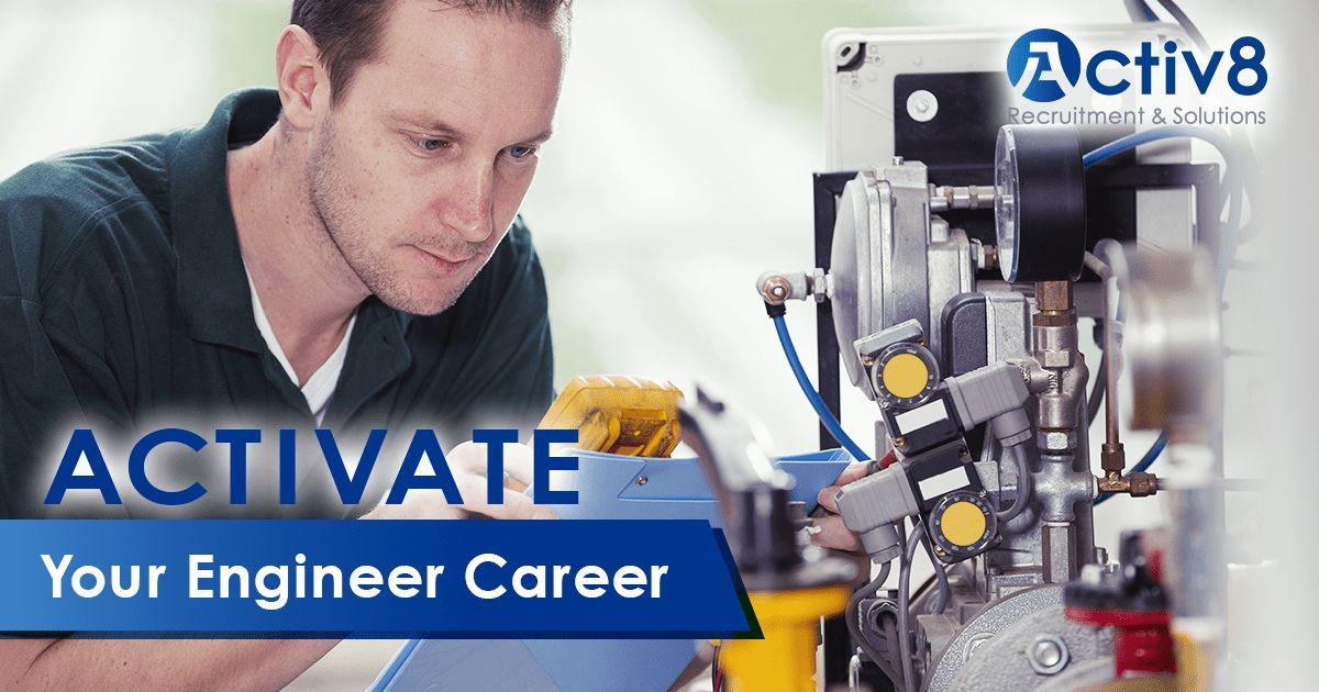 Electrical Engineer/Technician | Activ8