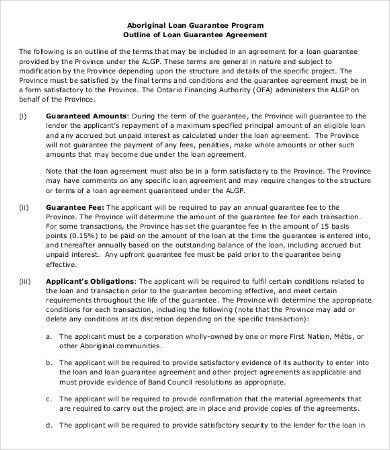 Personal Loan Agreement Template - 9+ Free Word, PDF Documents ...