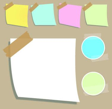 Notebook paper template free vector download (16,284 Free vector ...