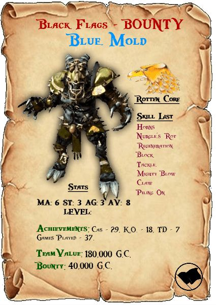 Bounty Info - Premier