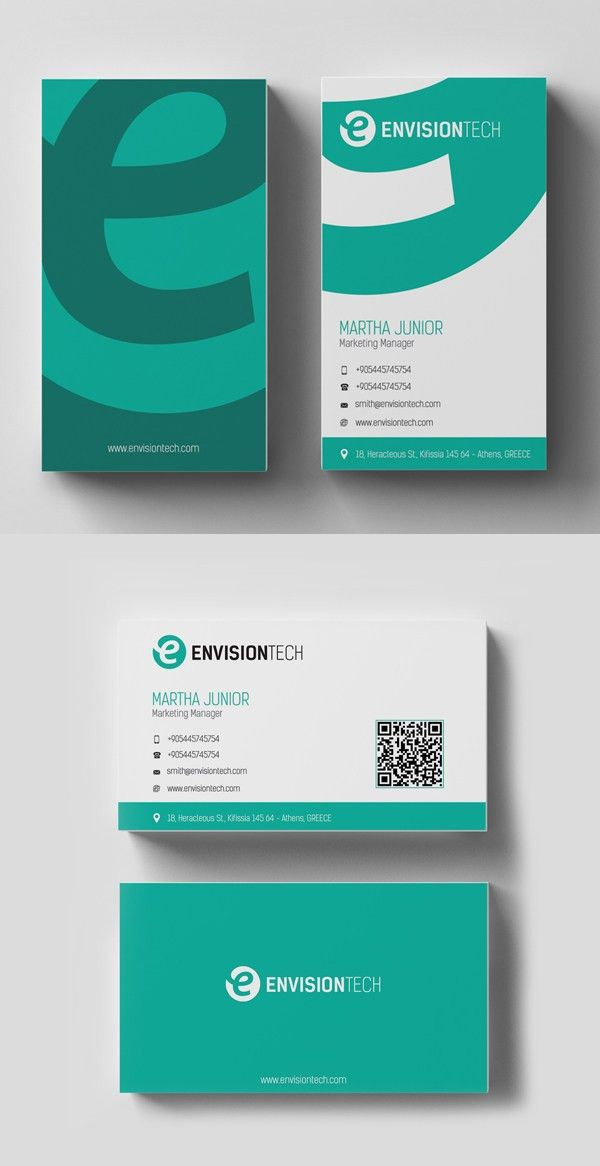 Business Cards Design: 26 Ready to Print Templates | Design ...