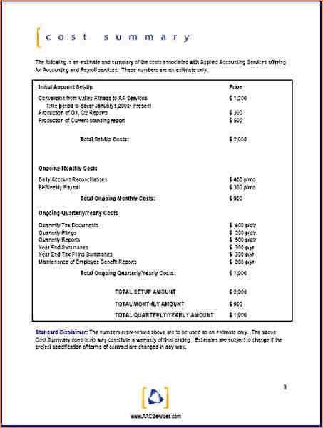Sample Work Proposal Template. Sample Salary Proposal Template - 5 ...