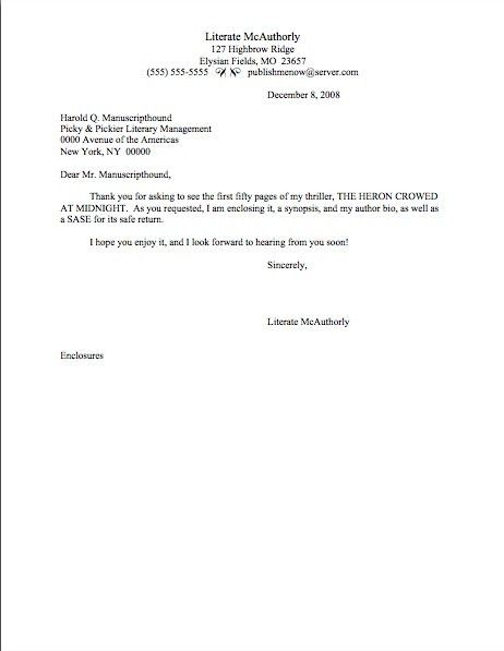 What To Say In A Cover Letter #18