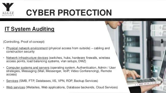ALGIZ Security - Corporate Services Presentation WEB 2016