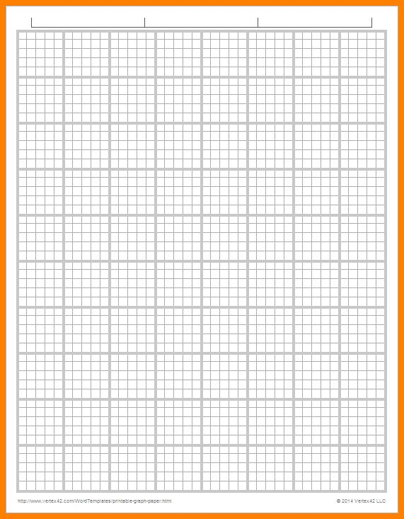 7+ blank graph paper | letter format for
