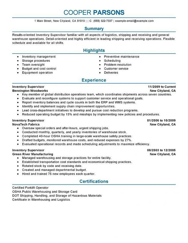 Operations Manager Job Description   Hashdoc. Shipping And Receiving  Resume, Interesting Shipping And Receiving .