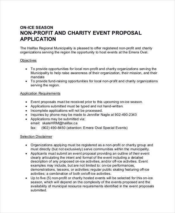 25 Event Proposal Templates