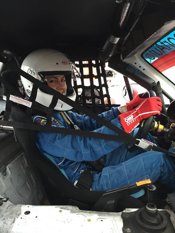 Day Job/Night Job: Body Shop Office Manager Racing Toward Her Dreams