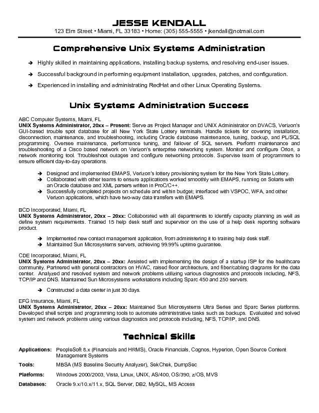 system administration cover letter sap functional analyst cover ...