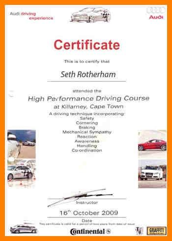 6+ driver experience certificate | resume emails