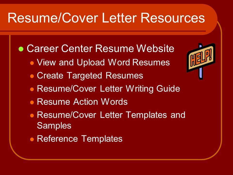 JOBTALKS Writing Killer Resumes and Cover Letters Workshop Indiana ...