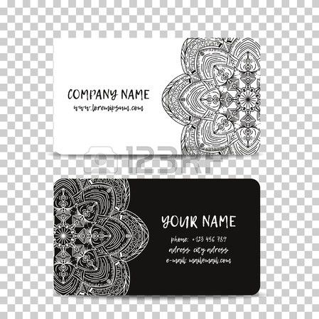 3,885 Sample Name Card Stock Vector Illustration And Royalty Free ...