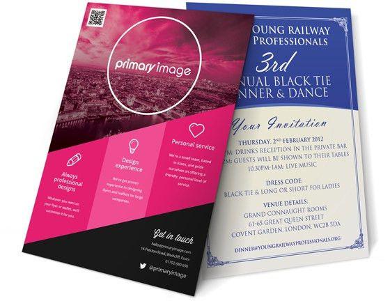 Flyer & Leaflet Design - Primary Image