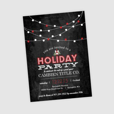 company christmas party invitation - Google Search | xmas ...