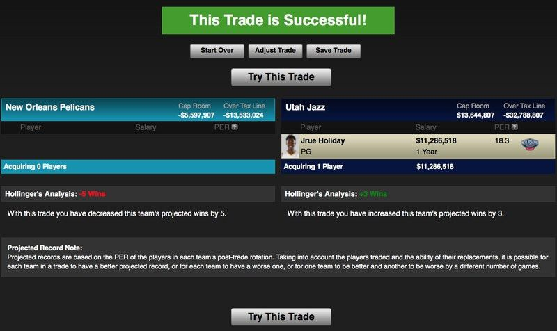 Six NBA trade proposals for the New Orleans Pelicans to jumpstart ...