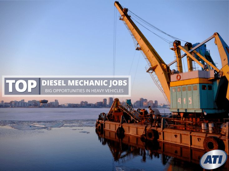 Diesel Mechanic Jobs: Big Opportunities in Heavy Vehicles