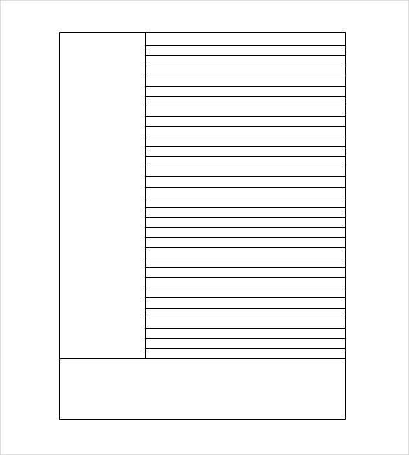 Cornell Notes Paper. Cornell Notes Are Great For Making ...