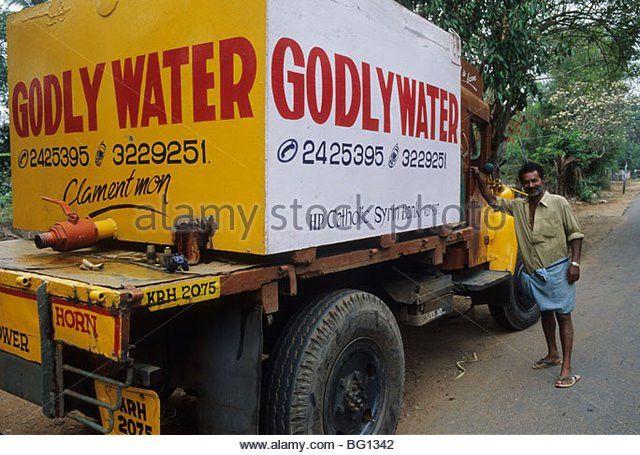 Truck Driver Kerala India Stock Photos & Truck Driver Kerala India ...
